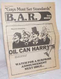 image of B.A.R. Bay Area Reporter: vol. 8, #3, February 2, 1978: Diane Feinstein:
