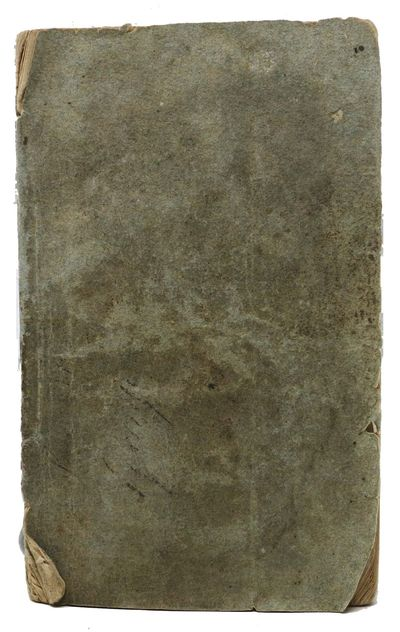 Boston: Published by John West & Co. and Manning & Loring, 1808. 1st thus (American Imprints 15557; ...