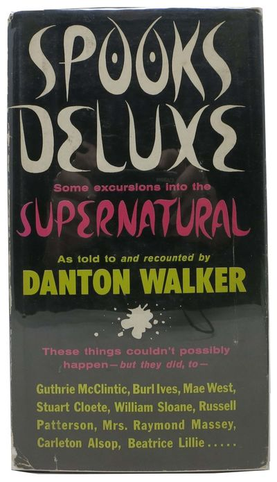 New York: Franklin Watts, 1956. 1st edition. Hardback. Dust jacket. VG/VG (some edgewear).. Tall 8vo...
