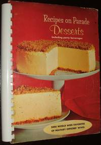 image of Recipes on Parade Desserts Edition