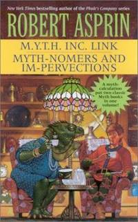 M. Y. T. H. Inc. Link - Myth-Nomers and Im-Pervections