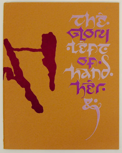 San Francisco, CA: Cranium Press, 1967. First edition. Softcover. A nicely printed book done in an e...