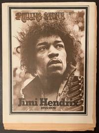 Rolling Stone (Issue #68, October 15th, 1970 -- Jimi Hendrix Cover)