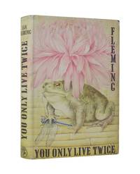 image of You Only Live Twice - in rare variant wrapper with wider end flaps