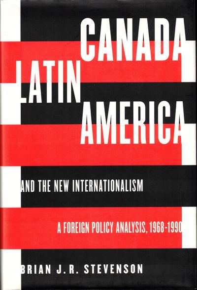 Montreal: McGill-Queen's University Press, 2000. Hardcover. Very good. xiii, 281pp+ index. Very good...