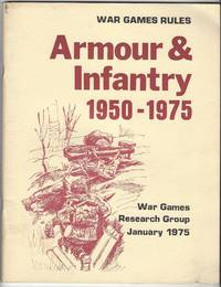 War games rules : armour & infantry, 1950-1975