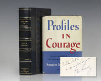 Profiles In Courage. by  John F Kennedy - Signed First Edition - 1956 - from Raptis Rare Books (SKU: 99475)