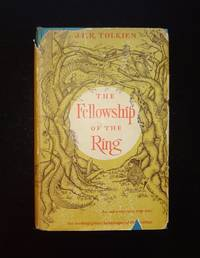 The Fellowship of the Ring by J.R.R. Tolkien - 1954
