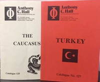 image of Turkey & The Caucasus; Catalogues No. 125 & 127 ,