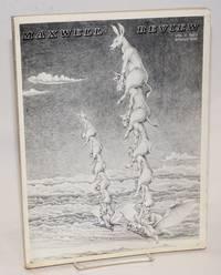 image of Maxwell Review. Vol. 11 no. 2 (Spring 1975)