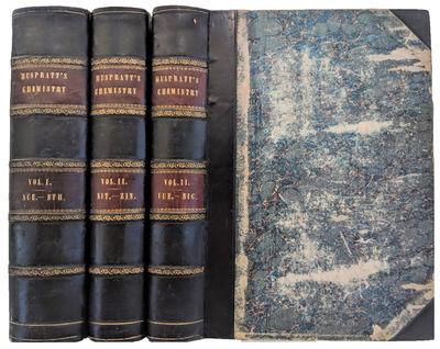 New York:: William Mackenzie, 1860., 1860. 2 volumes bound as 3. 4to. , 9, , 836; 10, 592; -1186 pp....