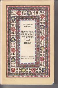 image of How to Know Oriental Carpets and Rugs