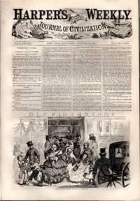image of Harper's Weekly: Journal of Civilization: Vol. 1, No.44: October 31, 1857