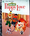 A little Golden Book SESAME STREET Puppy Love