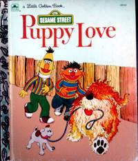 A little Golden Book SESAME STREET Puppy Love