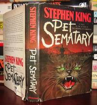 PET SEMATARY by Stephen King - First Edition; First Printing - 1983 - from Rare Book Cellar and Biblio.com