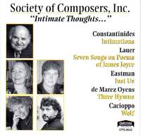 image of Society of Composers, Inc. -