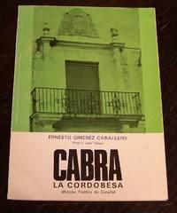 Cabra, La Cordobesa: Balcon Poetico De Espana