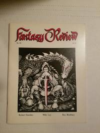 FANTASY REVIEW: THE LITERARY JOURNAL OF FANTASY & SCIENCE FICTION MARCH 1987 VOL. 10 NO. 2,  #99