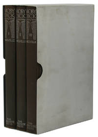 Moby Dick or The Whale (3 Volumes)