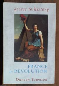image of France in Revolution (Access to History)