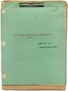 View Image 1 of 2 for : New York American Basketball Club. Letter File No. 1 Beginning August 9, 1940 Inventory #391648