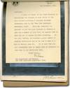 View Image 2 of 2 for : New York American Basketball Club. Letter File No. 1 Beginning August 9, 1940 Inventory #391648