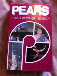 PEARS CYCLOPAEDIA 89TH EDITION (PEARS CYCLOPAEDIA) by  C. (Ed.) Cook - Hardcover - 1980 - from Barmas Books  and Biblio.com
