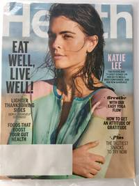 Health Magazine November 2018 Katie Lee