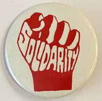 image of Solidarity [pinback button]