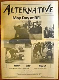 image of The Alternative newspaper vol. 1, no. 10, week of May 10-16: May Day at BFI