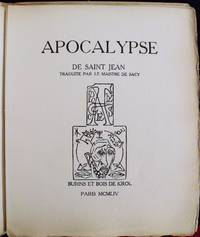 Apocalypse de Saint Jean