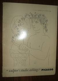 image of The Sculptor's Studio: Etchings by Picasso