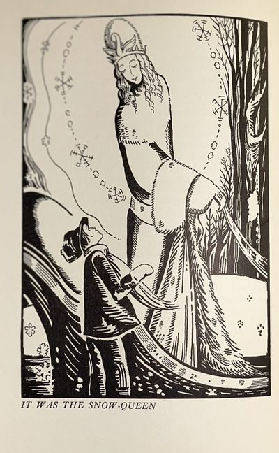[WOMEN; SNOW QUEEN]  Andersen's Fairy...
