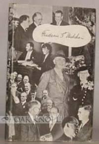 New York: The Book Publishers' Bureau, 1945. cloth, dust jacket. Melcher, Frederic G.. 8vo. cloth, d...