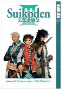 image of Suikoden III: The Successor of Fate, Vol. 6 (Suikoden III)