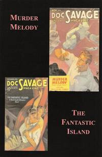 Doc Savage 17: Murder Melody and The Fantastic Island