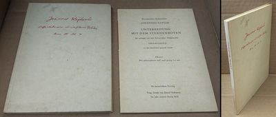 1964. Hardcover. Octavo; G/no DJ; Hardcover w/out DJ; with paperback pamphlet; Spine, white with red...