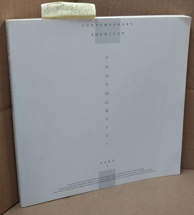 Tokyo: MW/Gallery & Studio, 1986. Softcover. Quarto; unpaginated; VG-/paperback; white spine with bl...