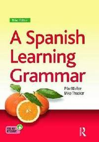 Spanish Learning Grammar