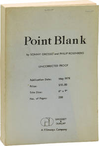 image of Point Blank (Uncorrected Proof)