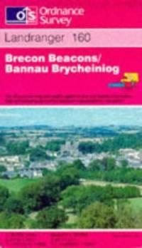 image of Brecon Beacons (Landranger Maps)