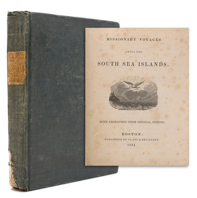 Missionary Voyages among the South...