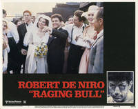 image of Raging Bull (Complete set of US lobby cards for the 1980 film)