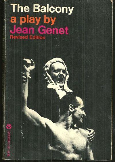 BALCONY A Play, Genet, Jean