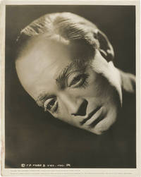 image of Two original portrait photographs of Peter Lorre, circa late 1930s, struck in 1954