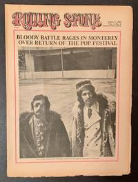 Rolling Stone (Issue #8, April 6th, 1968 -- Lou Adler and John Phillips on the Front Cover)
