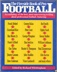 image of The Fireside Book of Pro Football