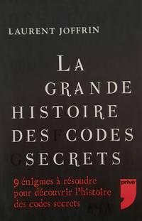 image of Grande histoire codes secrets