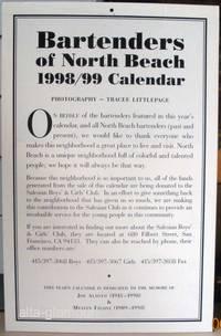 BARTENDERS OF NORTH BEACH - 1998/99 CALENDAR